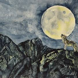 Howling Wolf by Linda Brody