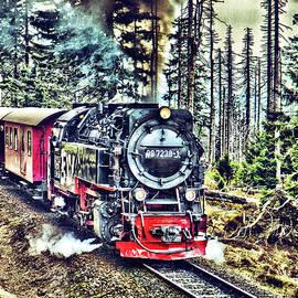 Colin Hunt - 10943 HSB Locomotive 99 7238-1