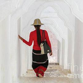 Arterra Picture Library - Hsinbyume pagoda, Burma