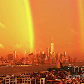 Regina Geoghan - Double Rainbow Delight-NY and NJ