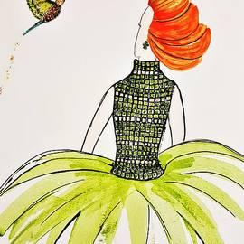 Jasna Gopic - Hummingbird admirer