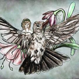 Janice Moore - Hummingbird Fairy Daughter of Eve