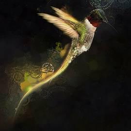 Catherine Lott - Hummingbird Hotty Totty Style
