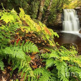 Craig Sterken - Hungarian Falls in the Keweenaw Peninsula of Michigan