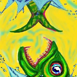 Debasis Kuila - Hungry Fish