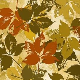 Hunter Of Leaves  by Alberto RuiZ