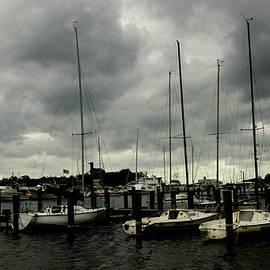Hurricane Approaching