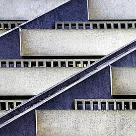 Hyatt Abstract by Bill Gallagher