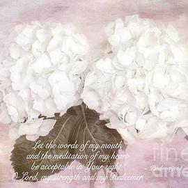 Sharon McConnell - Hydrangea Psalm 19