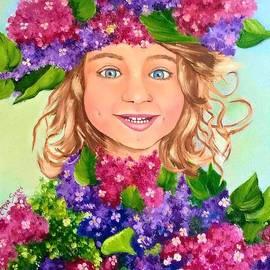 Viktoriya Sirris - I Am Spring And I Am Coming, Coming