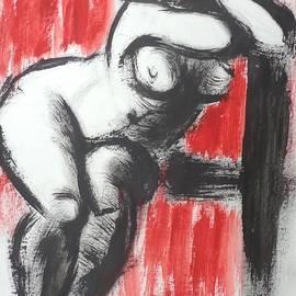 Carmen Tyrrell - I Am Not In Love 3 - Female Nude