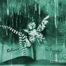 KaFra Art - I Believe In Fairies