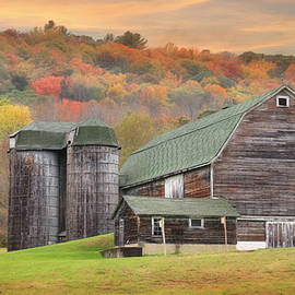 I Can Smell Autumn by Lori Deiter
