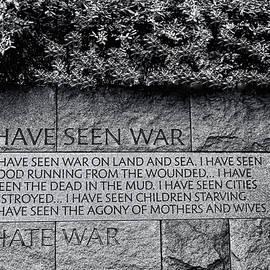 Allen Beatty - I Hate War
