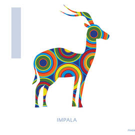 I is for Impala - Ron Magnes