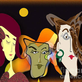 Iris Gelbart - I love Halloween