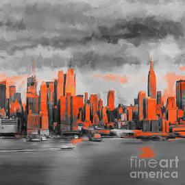 I love New York  by Gull G