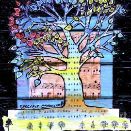Genevieve Esson - I Love Trees