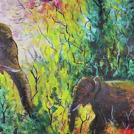 Arun Sivaprasad - I Love You My Son Watercolor Version