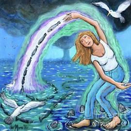 Barbara de Mora -  I wish I could put all the fish back in the sea