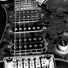 Ibanez Guitar by David Patterson