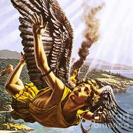 Icarus - Roger Payne