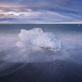 Ice Beach by Dustin LeFevre