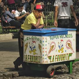 Ice Cream Man - Guatemala