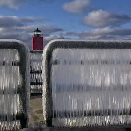 LuAnn Griffin - Ice Curtains