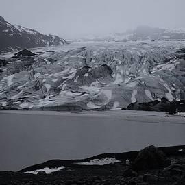 Matthew Fairclough - Ice Field in the Mist