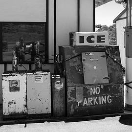 Gene Parks - Ice - No Parking