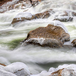 Ice Water Rapids by Bill Wakeley