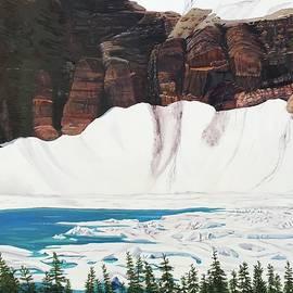 Heather Norseth - Iceberg Lake