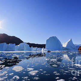 Henk Meijer Photography - Icebergs, Rode O, Scoresby Sund