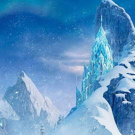 F S - Icecastle in Frozen