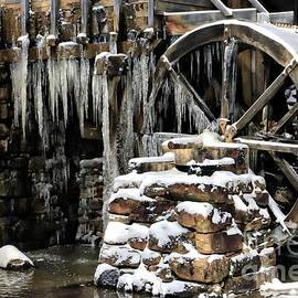Benanne Stiens - Iced Over Grist Mill