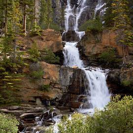David Beebe - Icefield Waterfall