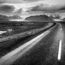 Icelandic glaciers by Alexey Stiop