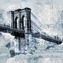 Melissa Smith - Iconic Brooklyn Bridge