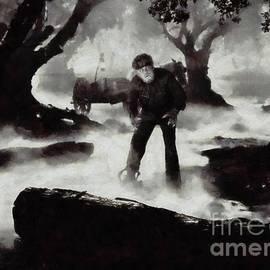 Iconic Movie Scenes - Wolf Man - Mary Bassett