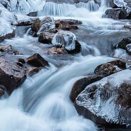 Edward Muennich - Icy Jordan Stream