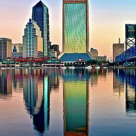 Ideal Jacksonville Pano by Frozen in Time Fine Art Photography