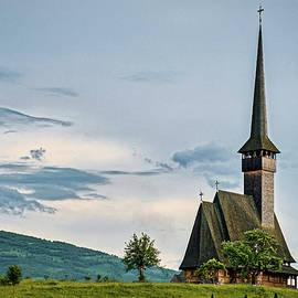 Ieud Monastery - Romania by Stuart Litoff