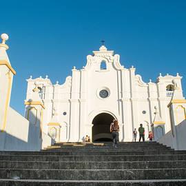Totto Ponce - Iglesia San Andres Apostol - Apaneca 1