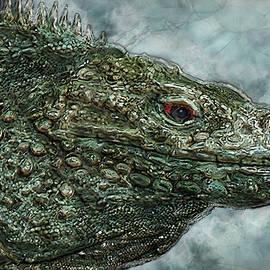 Jack Zulli - Iguana 2