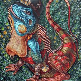 Victor Molev - Iguana