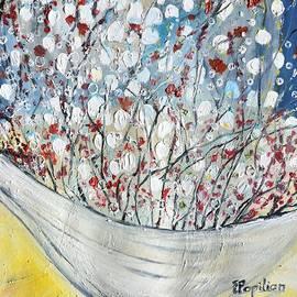 Evelina Popilian - Ikebana Delight