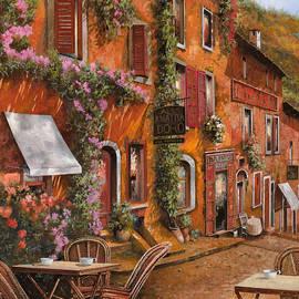 il bar sulla discesa by Guido Borelli