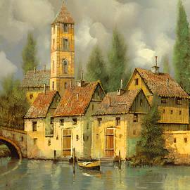 il campanile di villa giusti - Guido Borelli