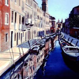 David Zimmerman - Il Canale Tranquillo